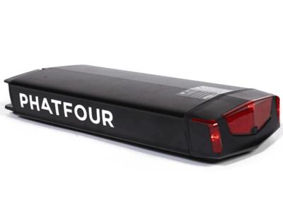 Phatfour accu 630Wh verwisselbaar