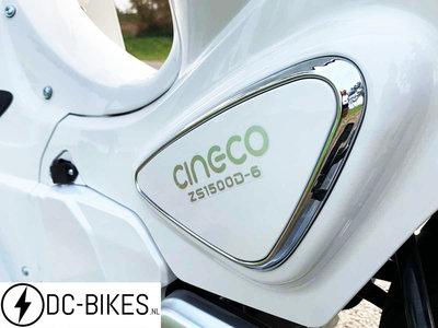 Cineco E-Classic wit