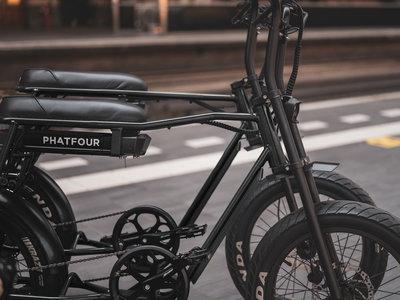 Phatfour FLS Zwart