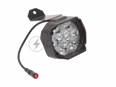 Koplamp LED standaard, Phatfour