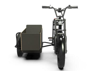 Sidecar, zijspan, Phatfour (pre-order)